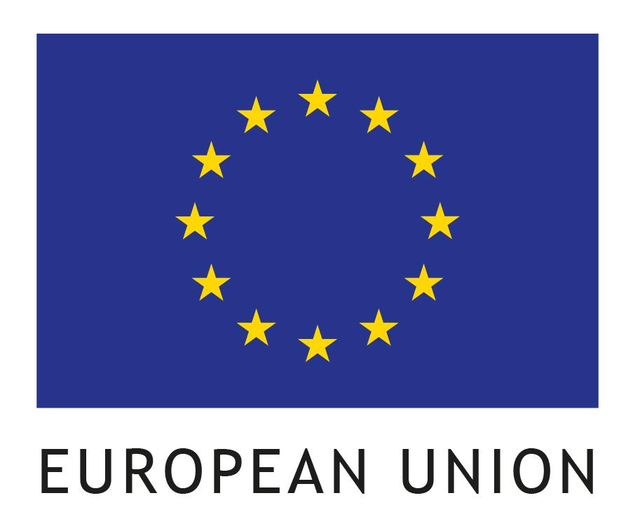 EU flag English small items RGB